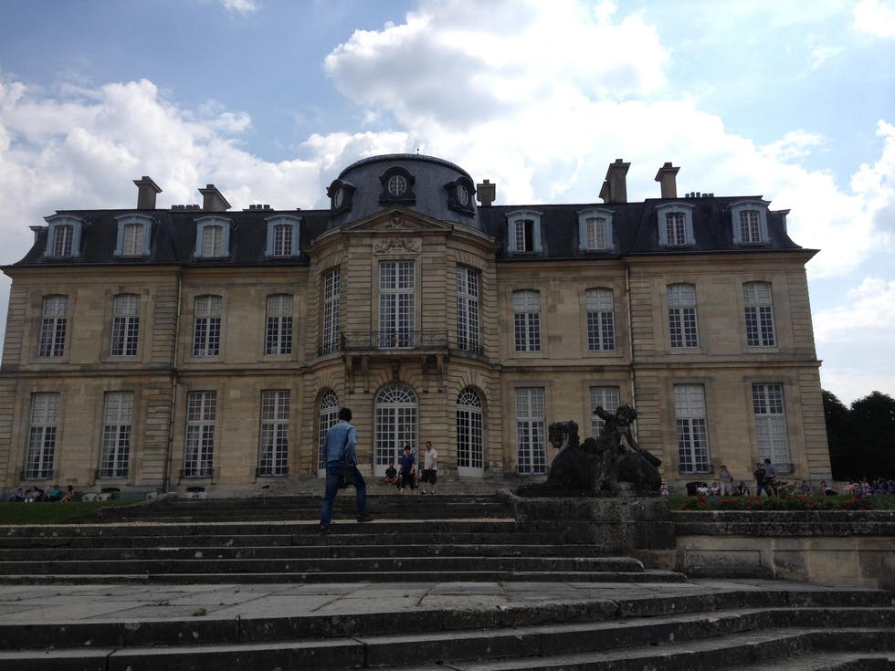 Architecture in Champs-sur-Marne