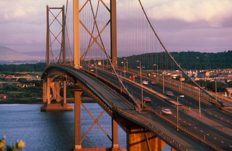 Ponte a Queensferry