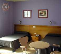Sala en Hotel La Barca