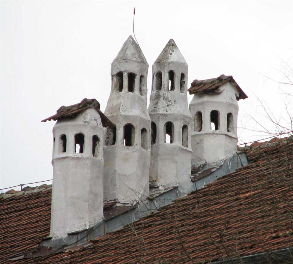Campanario en Monasterio de Rila