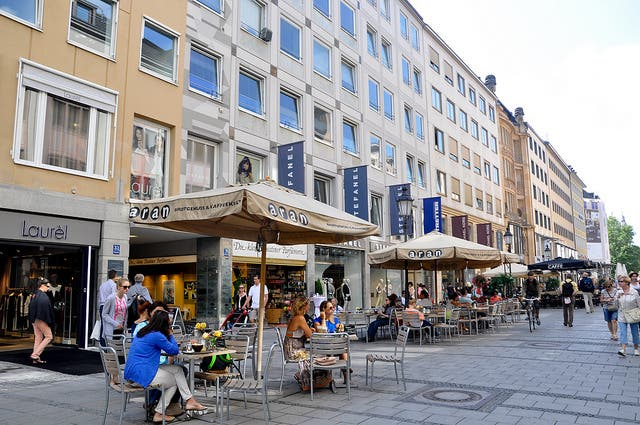 Image result for theatiner strasse
