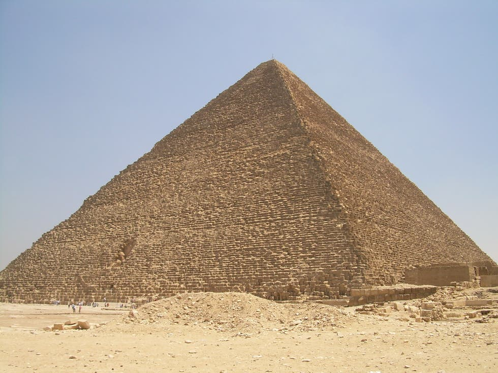 Building in Giza