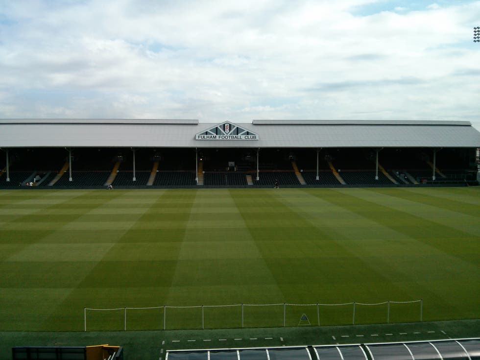 Estadio en Craven Cottage