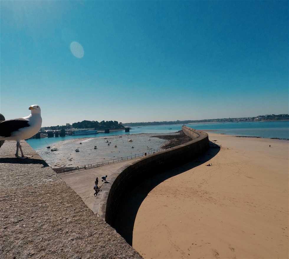 Playa en Porte Saint Pierre