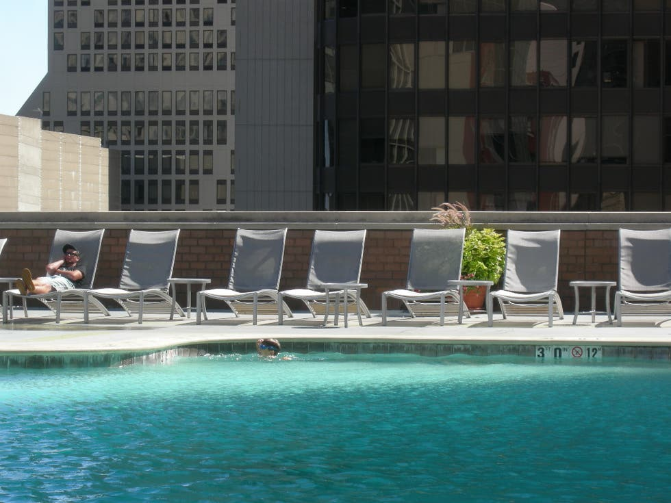 Resort en Hotel DoubleTree by Hilton Chicago Magnificent Mile