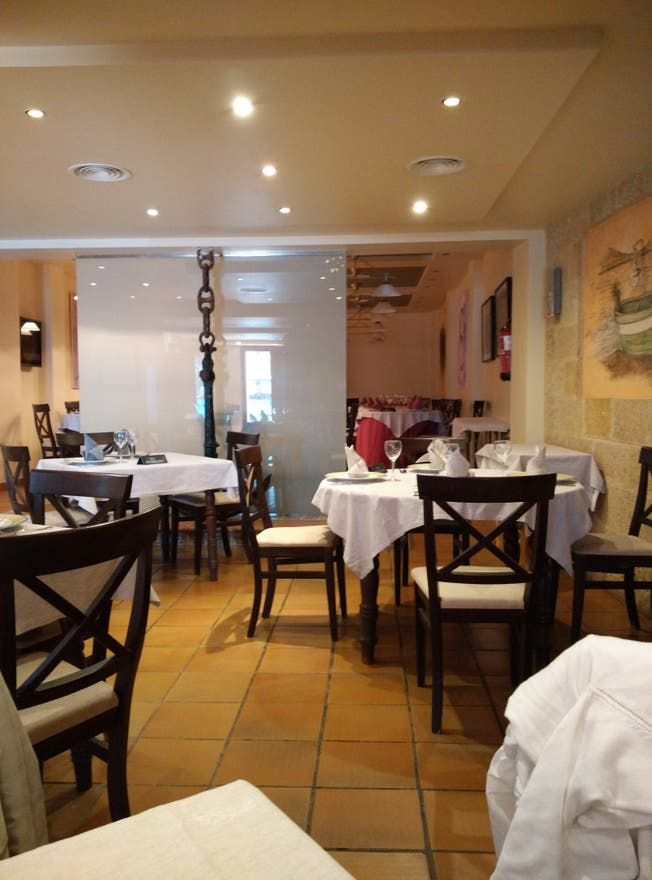 Sala en Restaurante Willy