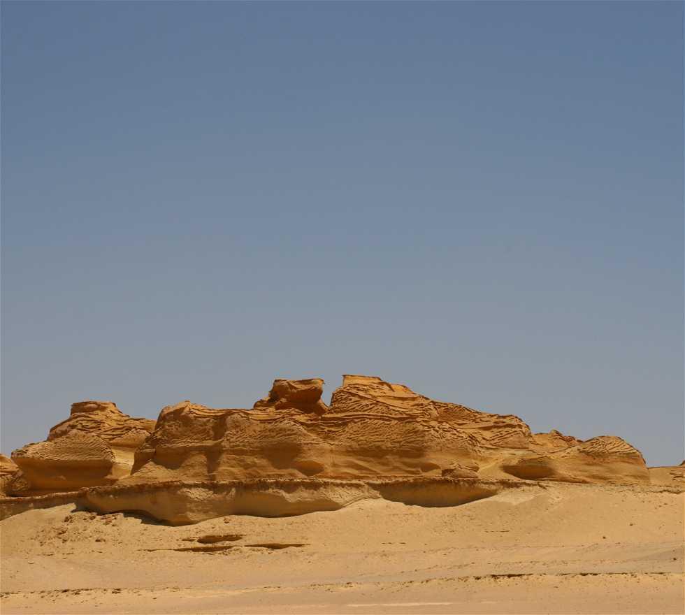 Arena en al-Fayyum