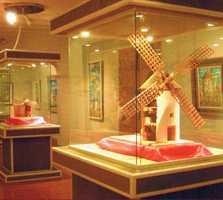 Diseño de interiores en Museo De Los Molinos