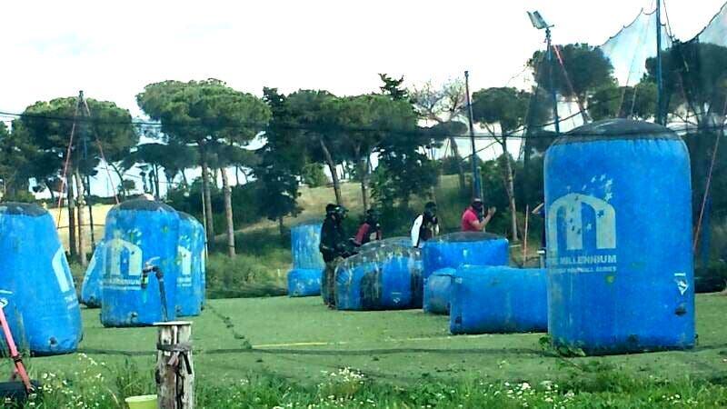 Deportes en Paintbreak Paintball Club