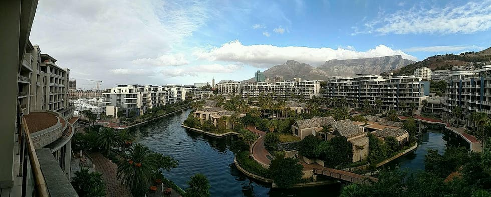 Paisaje urbano en Hotel One&Only Cape Town