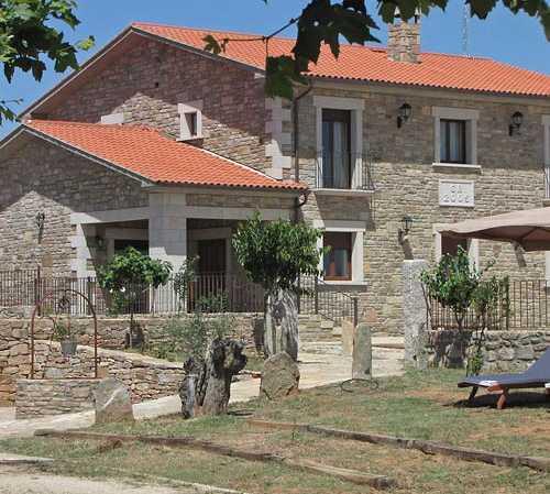Casa en Villar del Buey