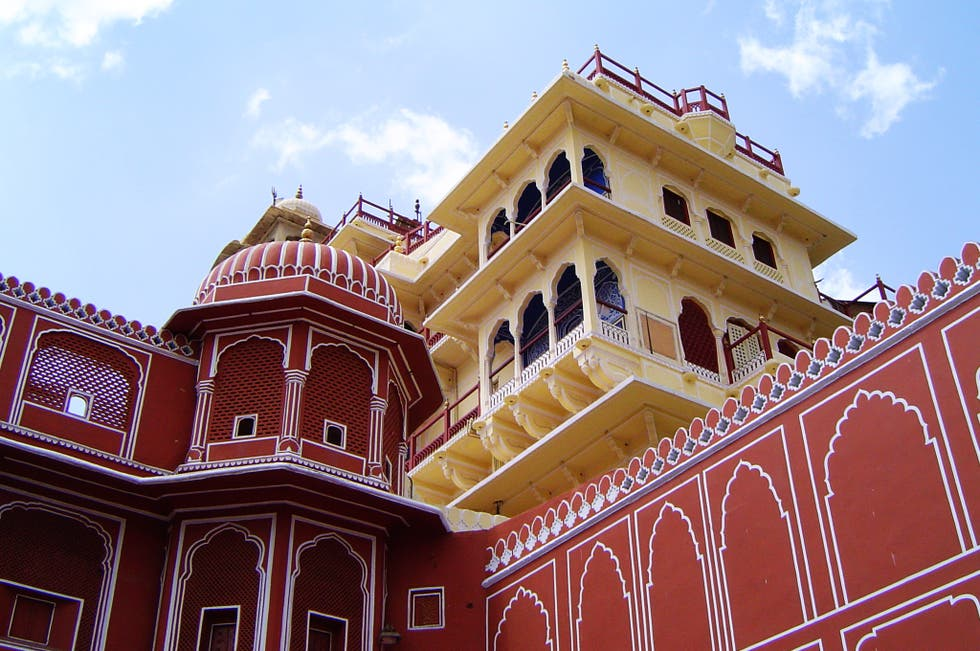 Cathedral in Jaipur