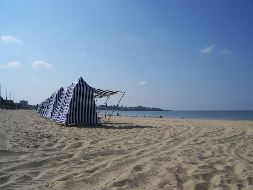 Playa en Saint-Sulpice-de-Royan