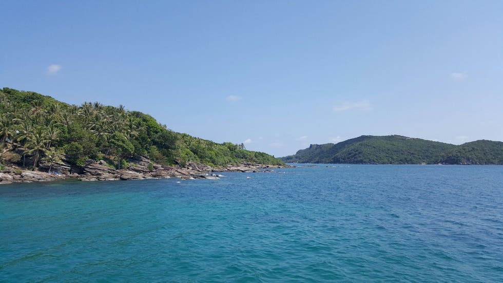 Islet in Rach Gia