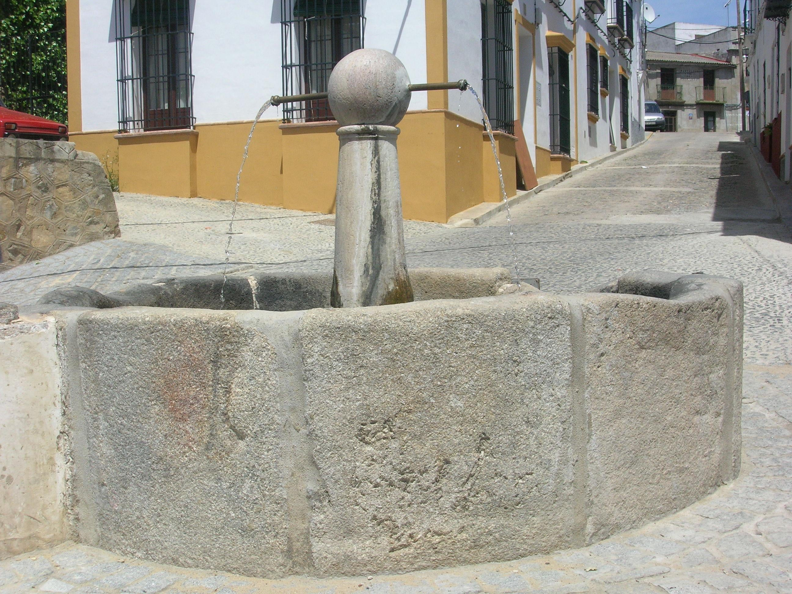 Monument à El Castillo de las Guardas