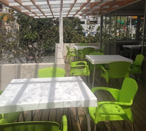 Verde en Hotel Parque Reservado