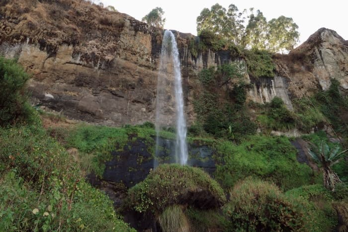Waterfall in Mbale