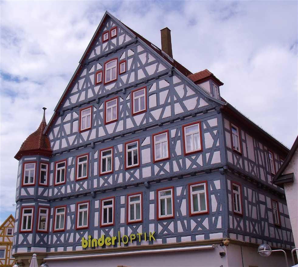 Edificio en Waiblingen