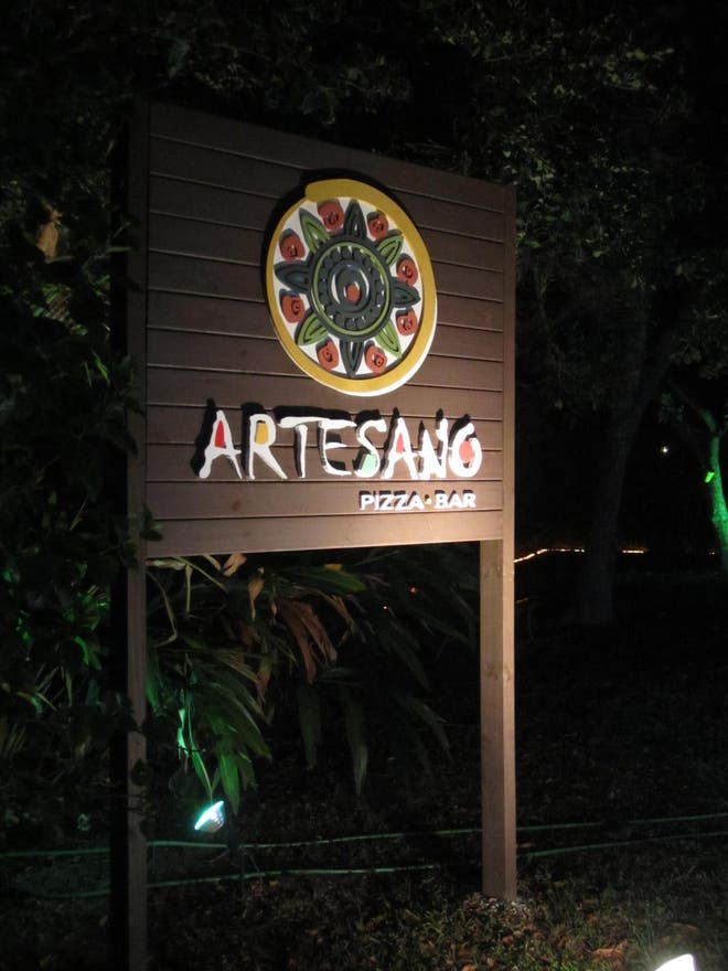 Restaurante en Artesano Pizza Bar