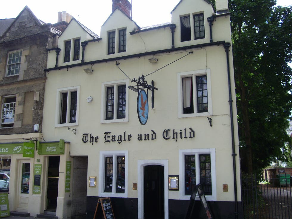 Casa en The Eagle & Child