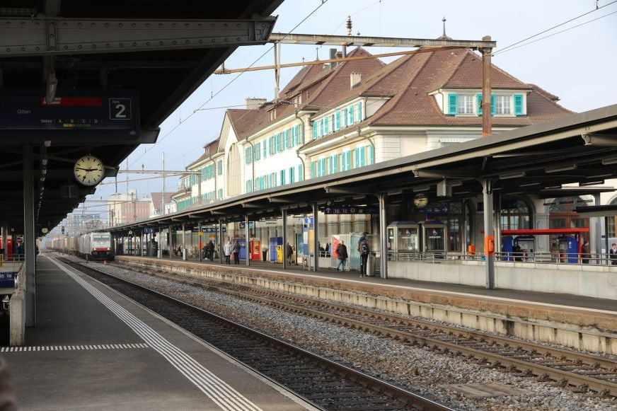 Hotels Near Lucerne Rail Station