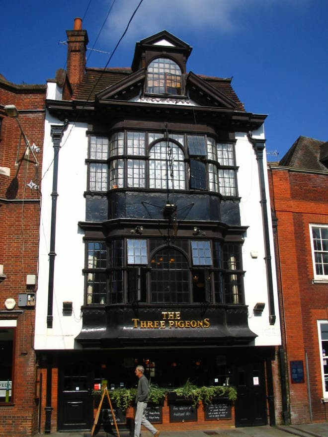 Building in Guildford
