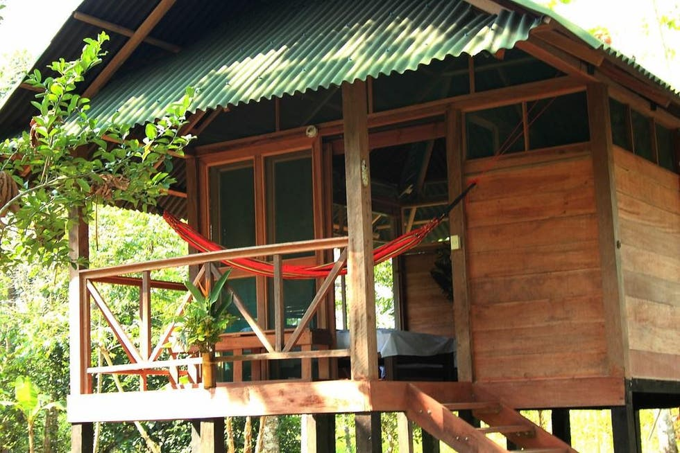 Hut in Guaviare