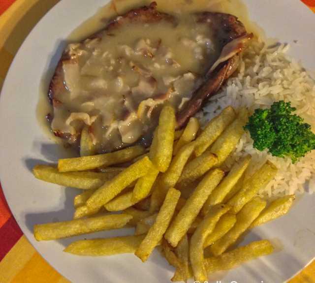 Nourriture à El Fogon