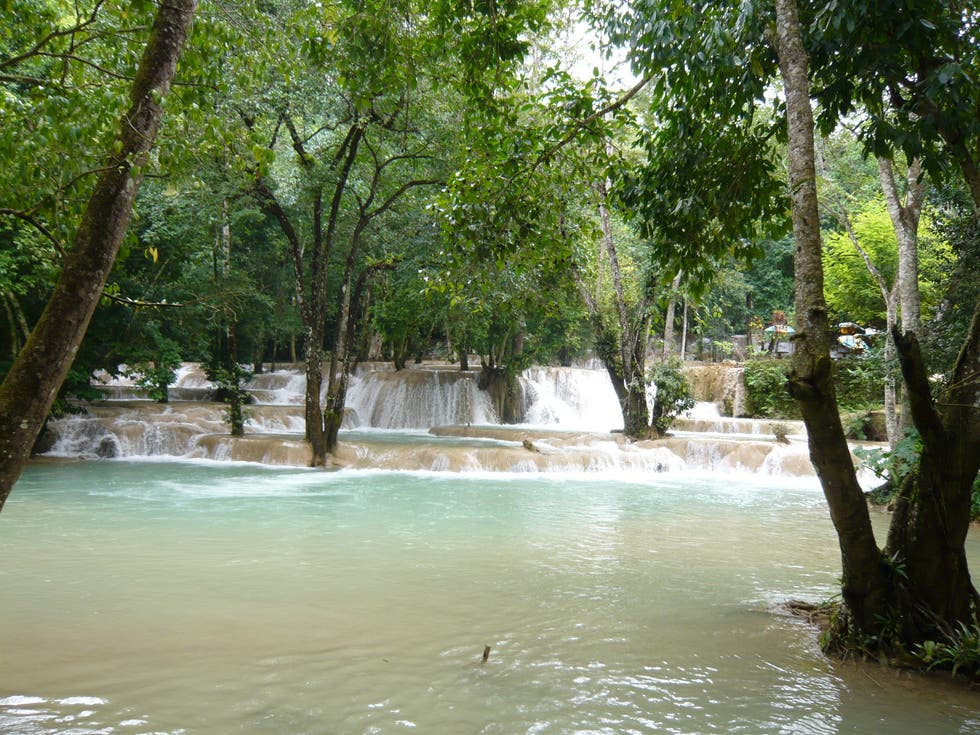 Body Of Water in Laos