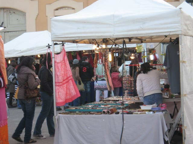 Mercato a Crafts Fair