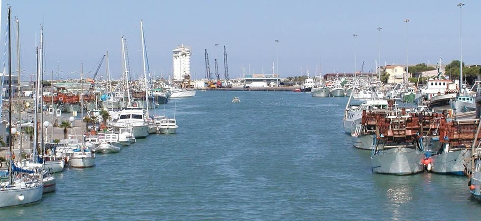 Waterway in Pescara