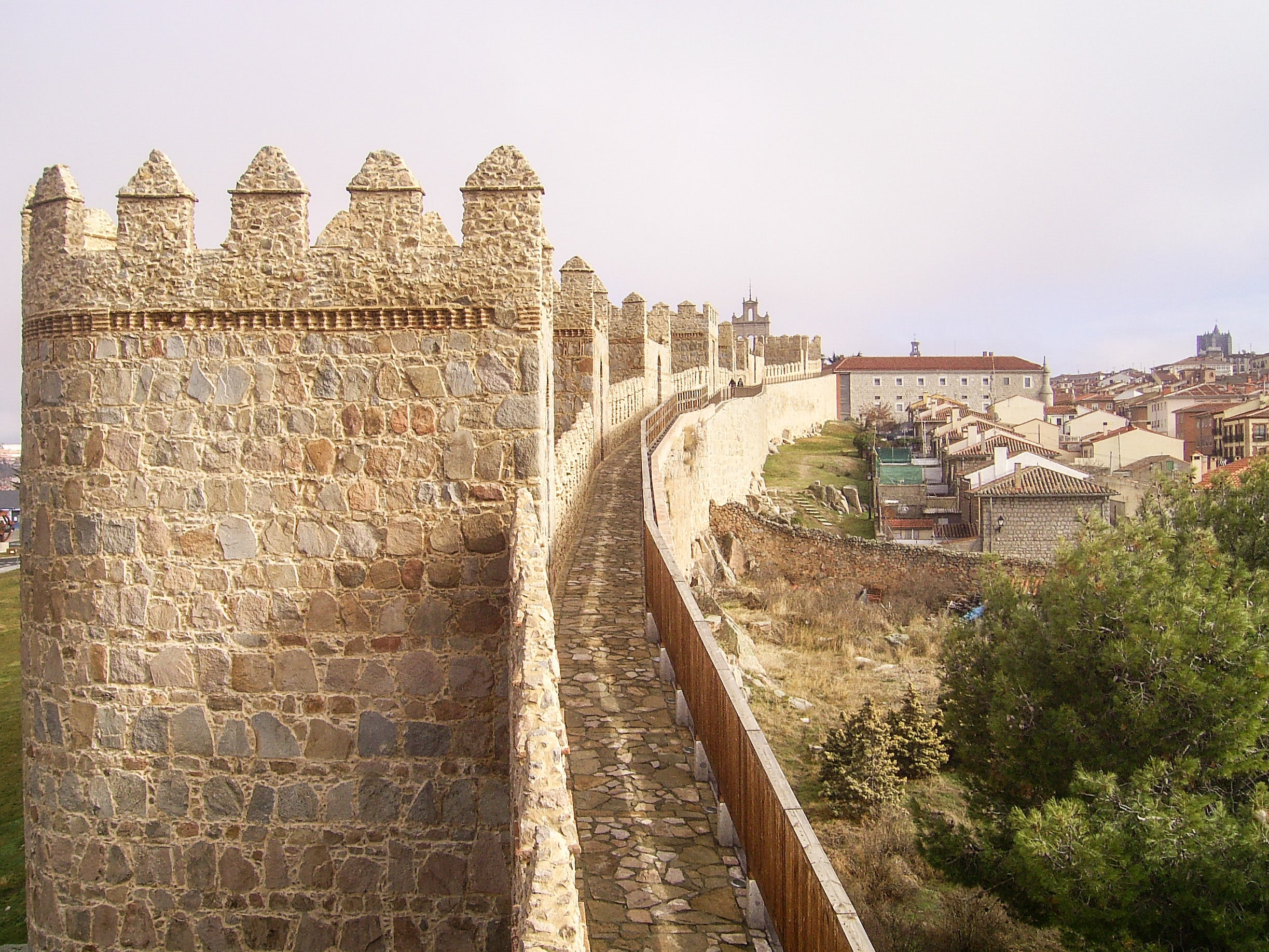 photos of walls of Ávila images