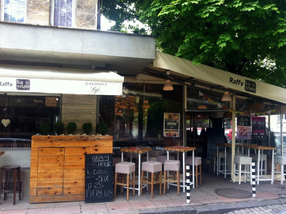 Restaurante en Raffy Bar & Gelato