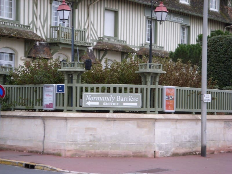 Restaurante en Hotel Normandy