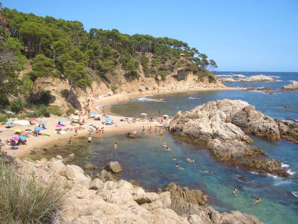 Vacation in Palamós