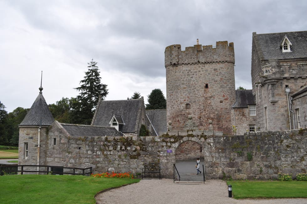 Fortification in Banchory