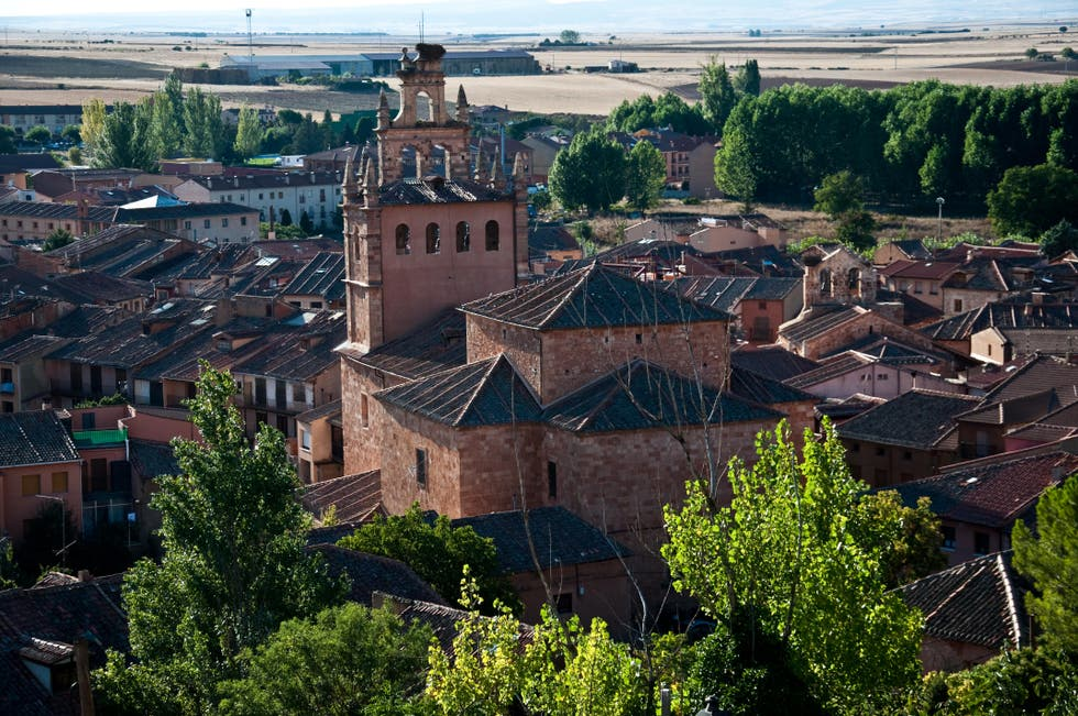 Aerial Photography in Ayllón