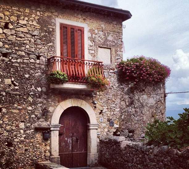 House in Felitto