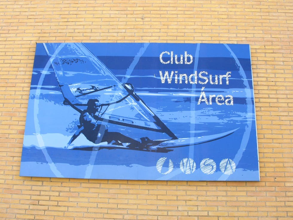 Regalo en Club Wind Surf Área