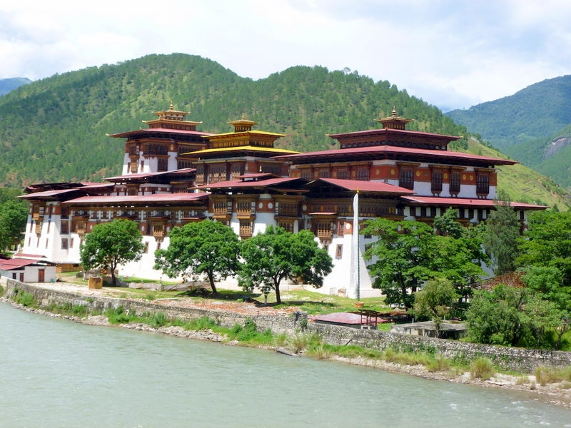 Vacation in Punakha