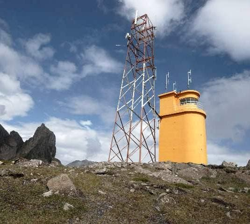 Torre en Faro de Hvalnes