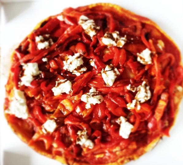 Comida en Pizza de l'Ormeau