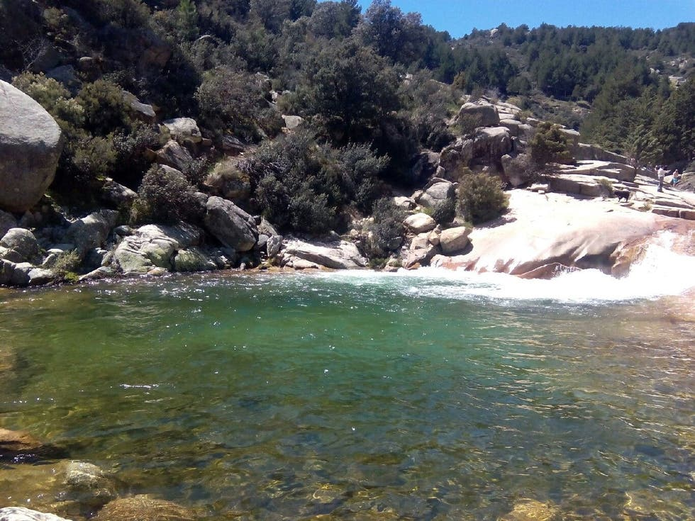 Rapid in Guadarrama