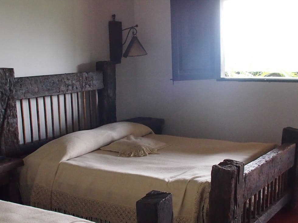 Bed in Alcalá