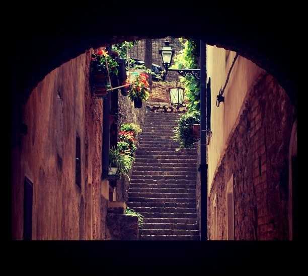 Oscuridad en Volterra