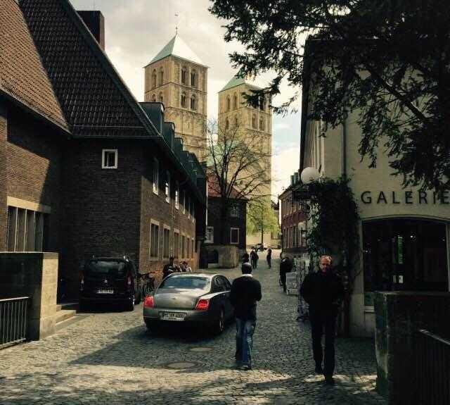 Cidade em Münster