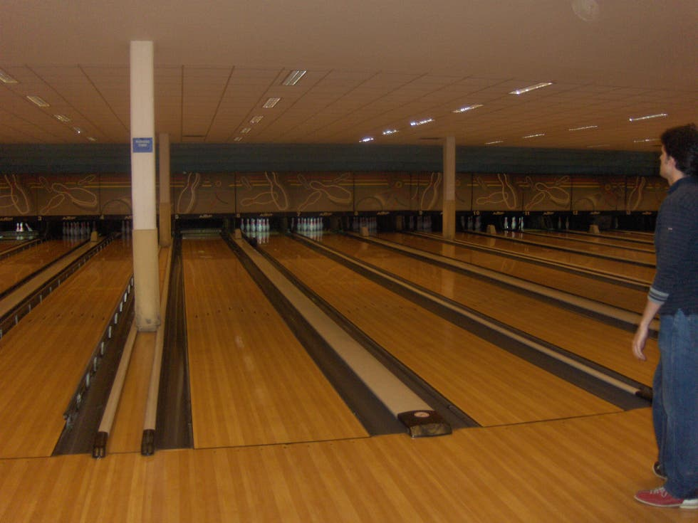 Bolos en Bowling Center