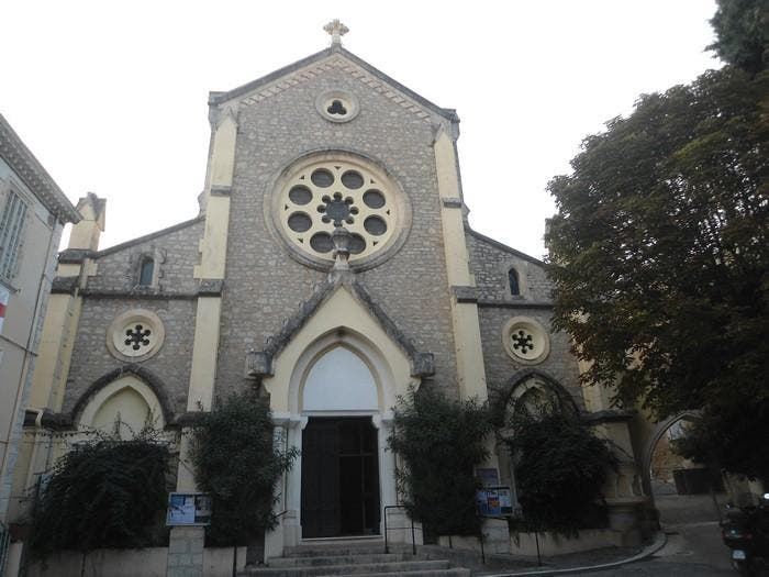 Basilica in Le Cannet