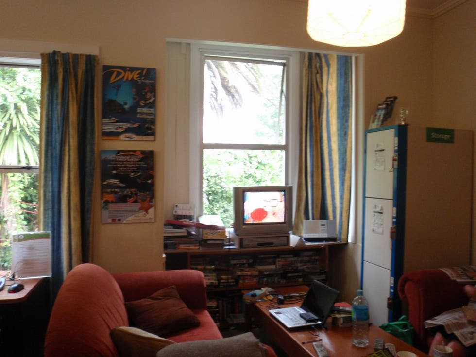 Living Room in Whangarei