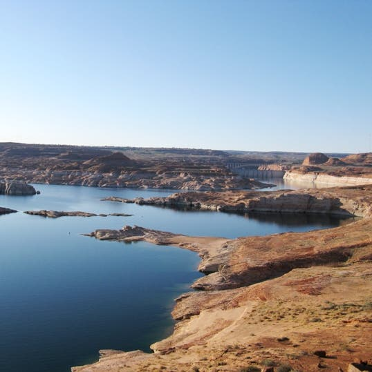 Mar en Lake Powell